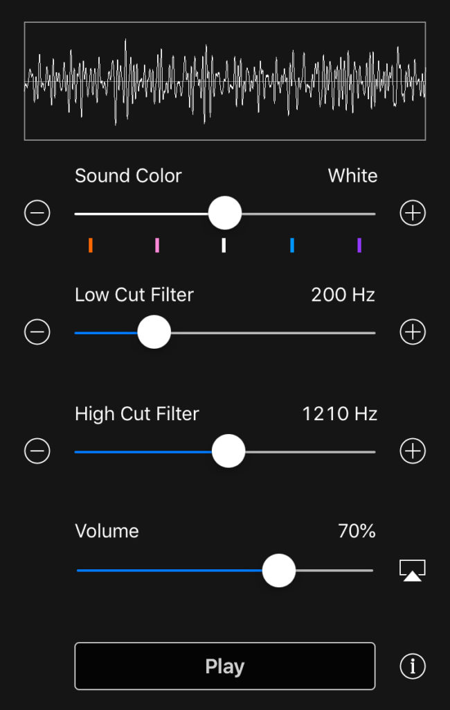 Noise Generator White by TMSOFT