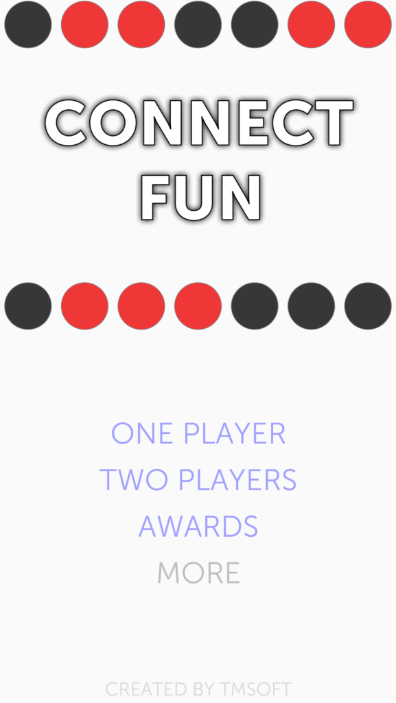 Connect Fun Game - Classic Game of Four in a Row
