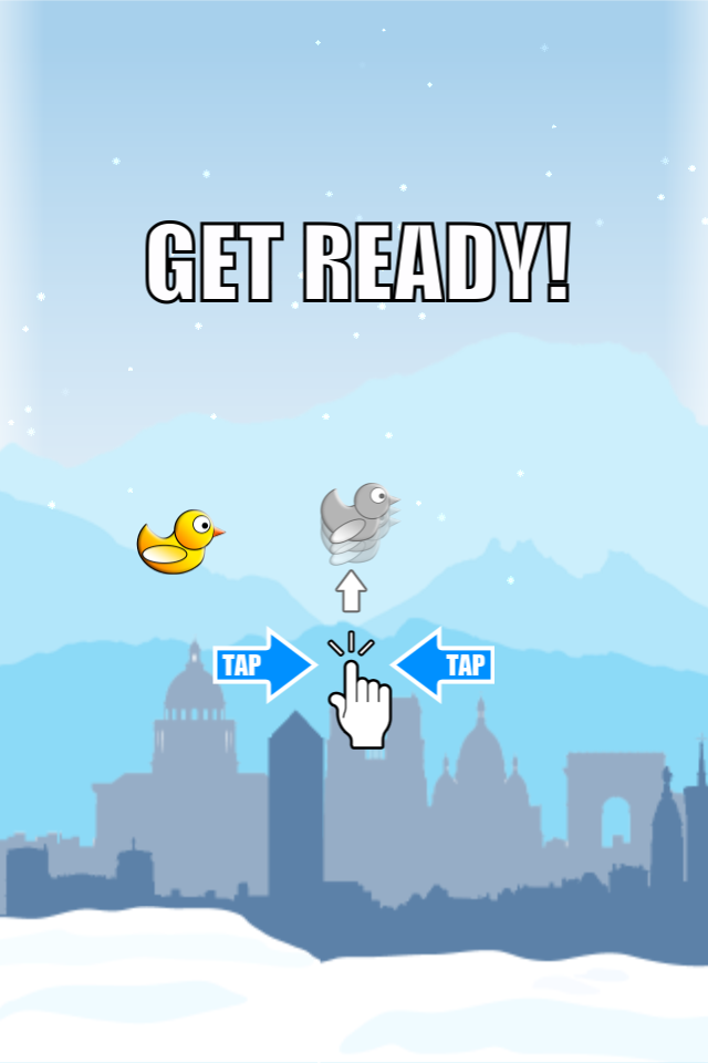 Duck Run for iOS and Android