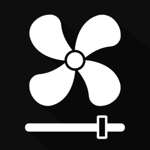 Fan Noise Generator App Icon