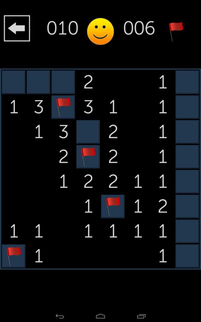 Minesweeper Screenshot #2