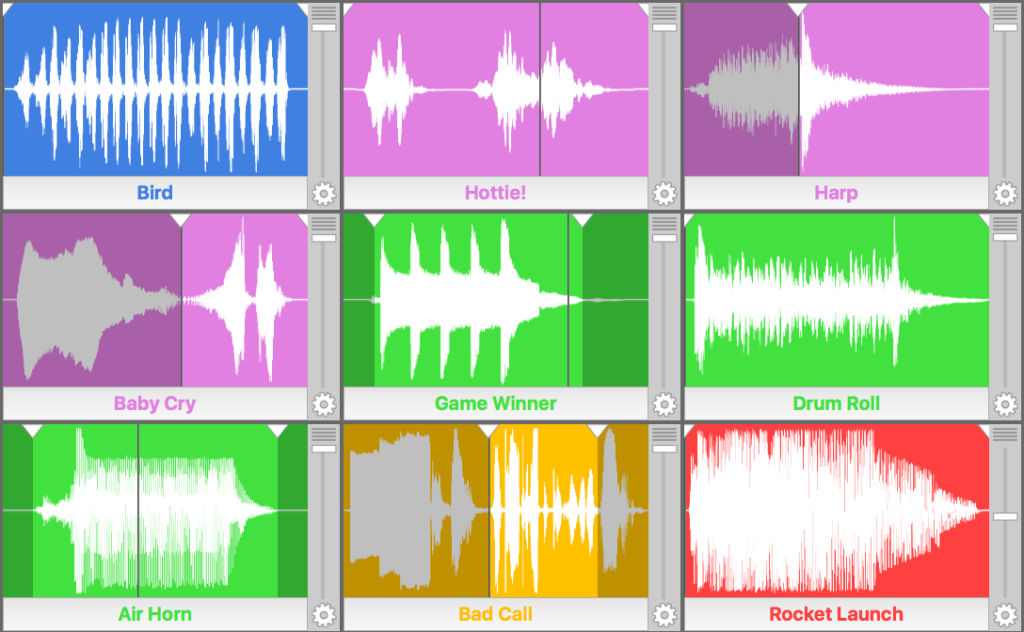 Sound Effects Desktop Version