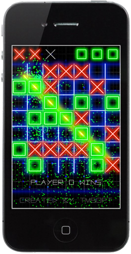 Tic Tac Toe for iPhone