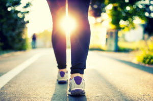 Go outside for a walk to break up your workday. Fresh air and natural light help tremendously.
