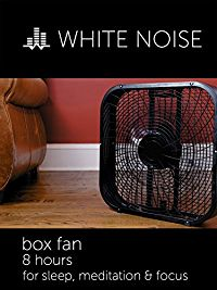 White Noise Box Fan Amazon Video