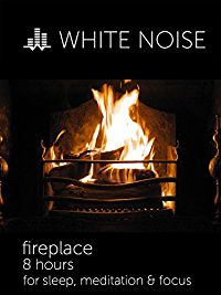 White Noise Fireplace Amazon Video
