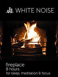 White Noise Fireplace Amazon Video