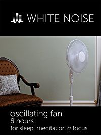 White Noise Oscillating Fan Amazon Video